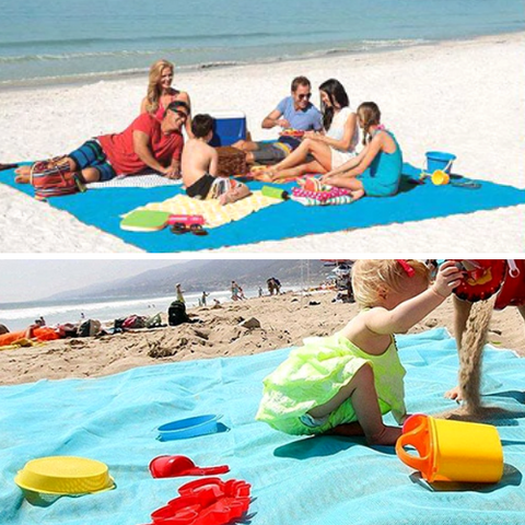 Best Selling Sand Free Beach Mat - Sandless Beach Mat