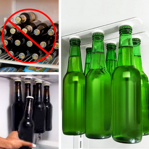 #1 Magnetic Bottle Hanger