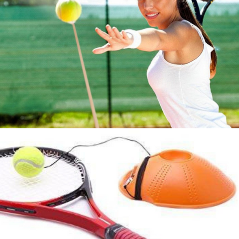 Self Training Tennis Trainer