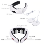 Best Selling Electric Neck Massager