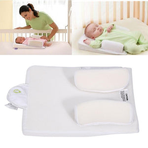 Anti Roll Baby Pillow