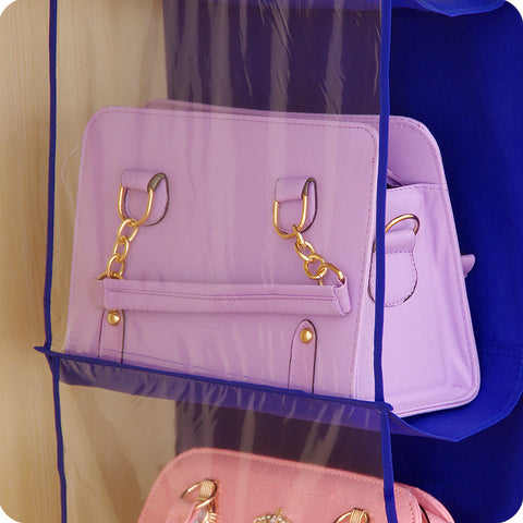 Image of Hanging Handbag Organizer