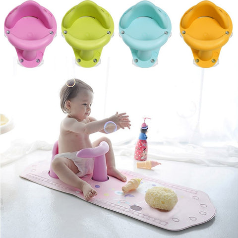 Image of Baby Bath Tub Ring Seat