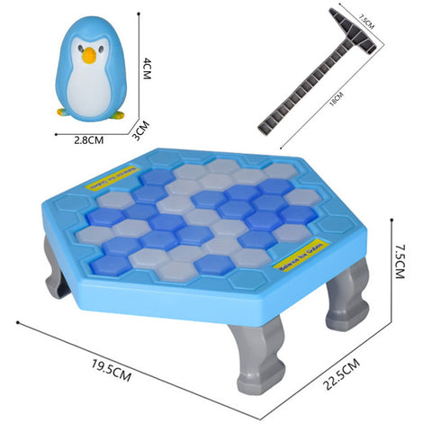 Save The  Penguin Trap Indoor Board Game
