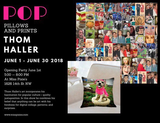 POP Pillows Premier at Pixies