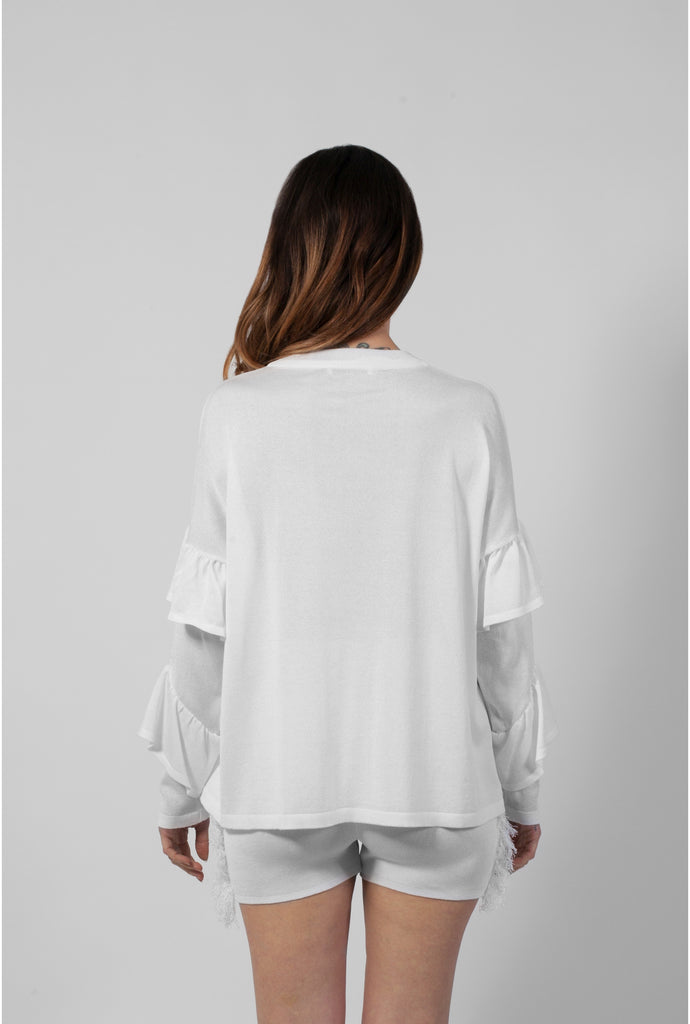 PARIS LONG SLEEVE TOP