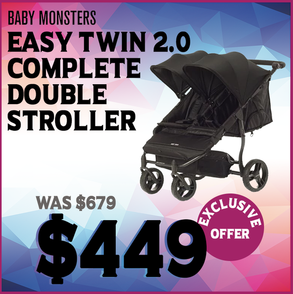 EASY TWIN 2.0 EXCLUSIVE OFFER