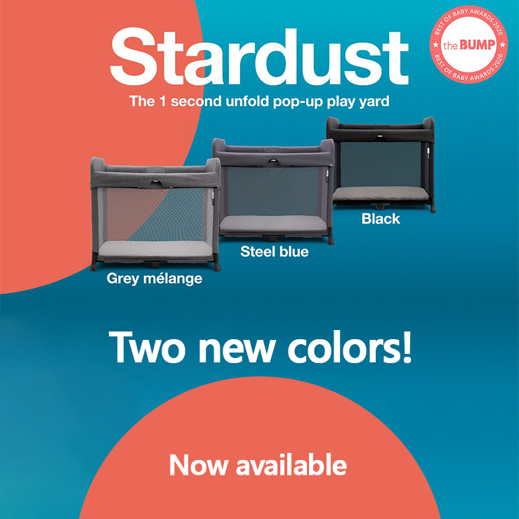 Bugaboo Stardust New Colors