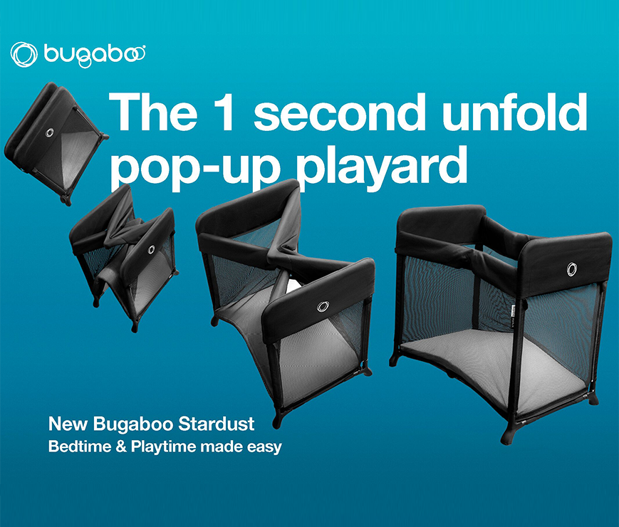 New Bugaboo Stardust Playpen