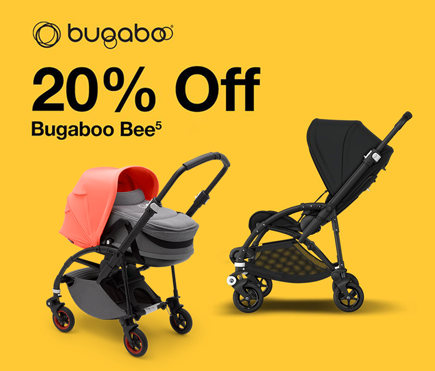 20% OFF Bugaboo Bee5