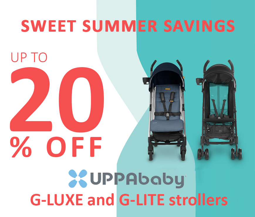 UPPAbaby g-luxe g-lite Sale