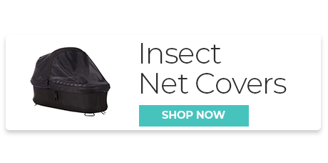 Stroller Insect Net Cover