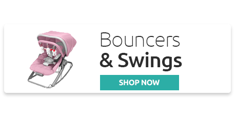 Baby Bouncers & Swings