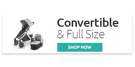 Convertible Full Size Strollers