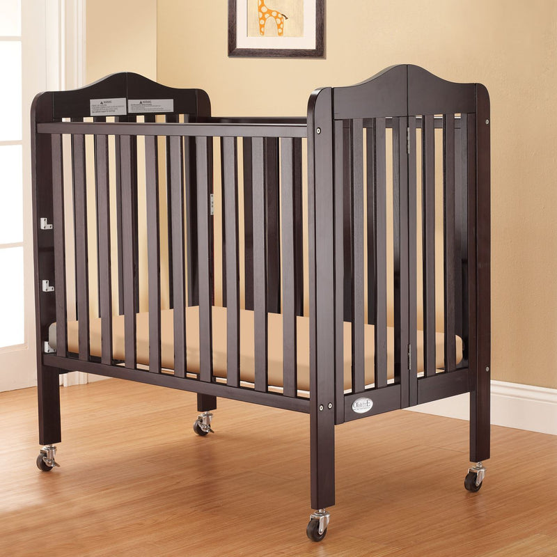 "Orbelle Noa Mini Portable Crib + Free 3"" Mattress - Mega Babies"