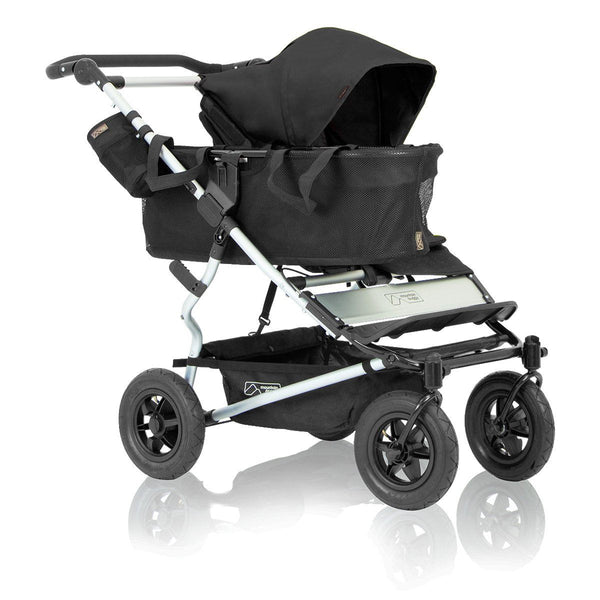 Mountain Buggy Family Pack For Duet V2.5 As A Single Stroller