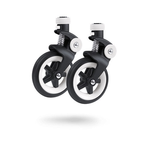 "Bugaboo Bee³ 6"" front swivel wheels with fork (2 Pack.)"