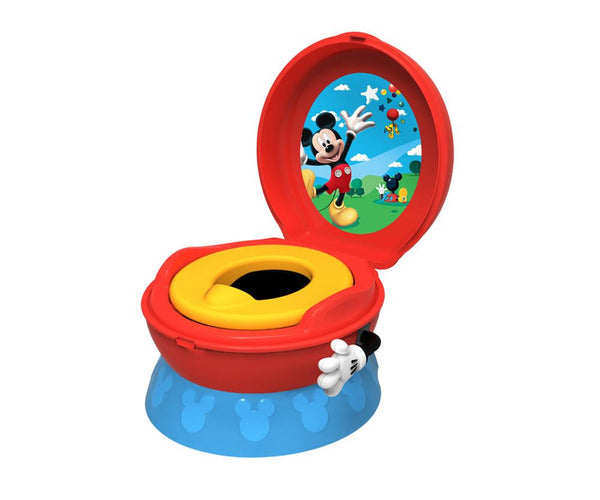 The First Years Mickey Mouse 3 in 1 Potty System