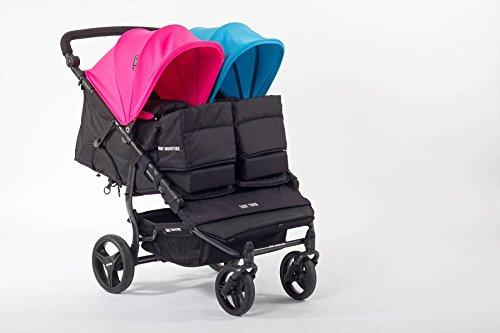 Baby Monsters Soft Carrycot for Easy Twin 3.0S - Mega Babies