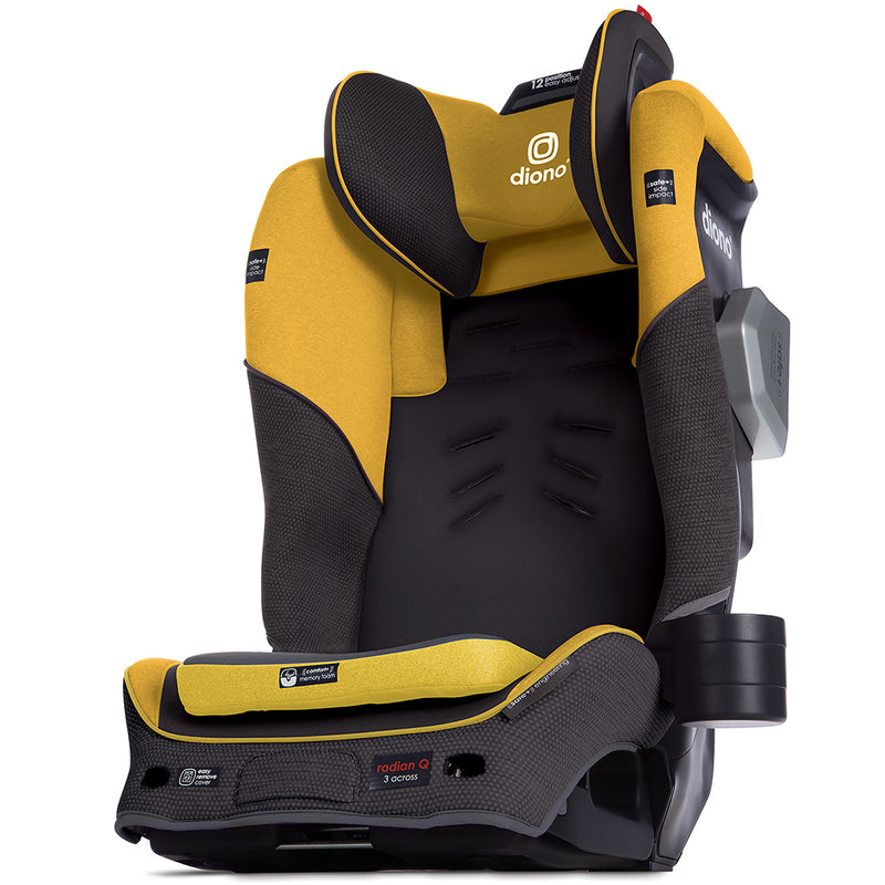 Diono Radian 3QXT Ultimate 3 Across All-in-One Car Seat