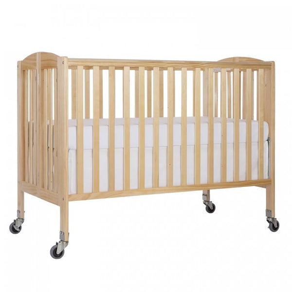 Dream On Me Folding Full Size Convenience Crib - Mega Babies