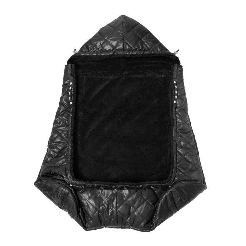 Babybjorn Mini Baby Bunting Bag for Car Seats and Strollers Lillebaby Ergonomic Carrier Grows with Child K-Poncho 3 in 1 Universal fit for Ergobaby 360 7AM Enfant Winter Baby Carrier Cover