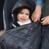 7 AM Enfant K Poncho 3-in-1 Baby Carrier Cover & Stroller Blanket