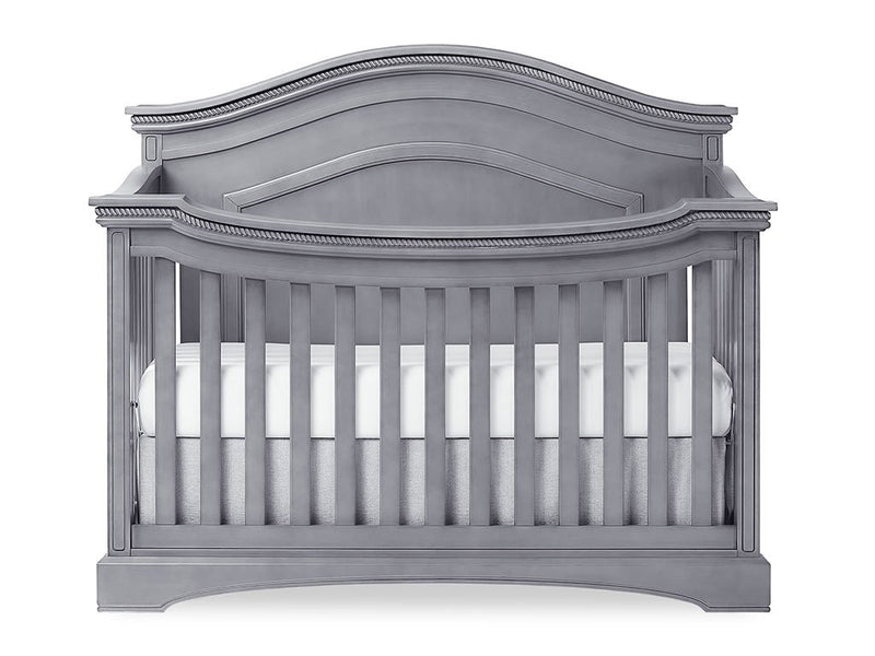WINDSOR (CURVED TOP)/ADORA – 5-in-1 Convertible Crib - Mega Babies