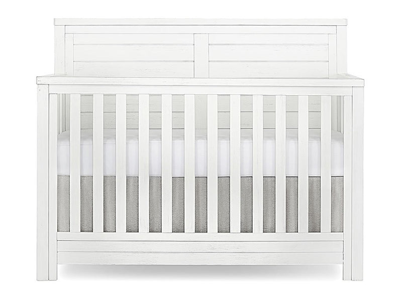 BELMAR (FLAT TOP) – 5-in-1 Convertible Crib - Mega Babies