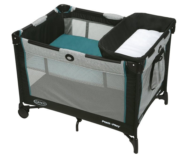 Graco Pack 'n Play Simple Solutions Playard 2 Level Playpen - Mega Babies