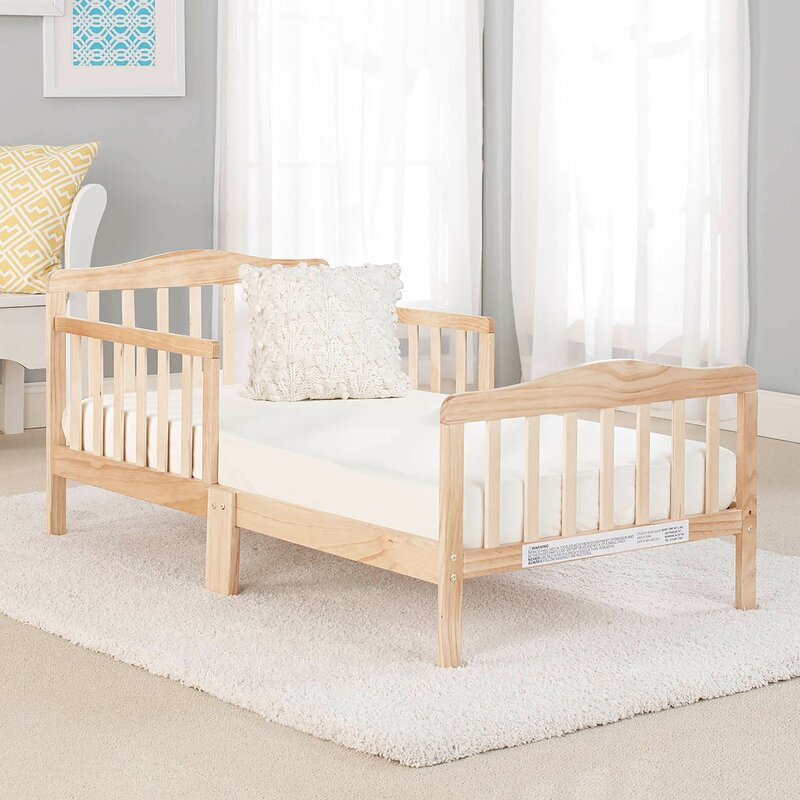 Big Oshi Contemporary Design Toddler Bed - Mega Babies