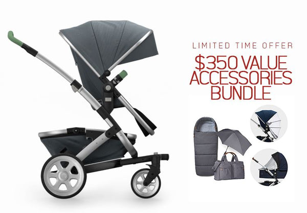 Joolz Geo² All-Terrain Complete Mono Stroller - Tailor Collection