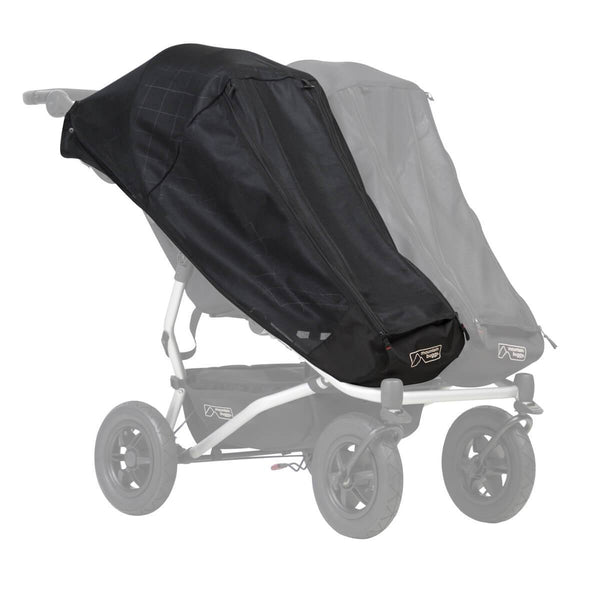 Mountain Buggy Duet Single Stroller Mesh Cover - Mega Babies