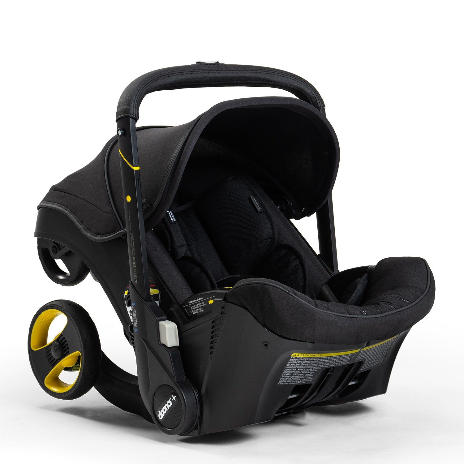 Doona Infant Car Seat Stroller - Midnight Limited Edition ...