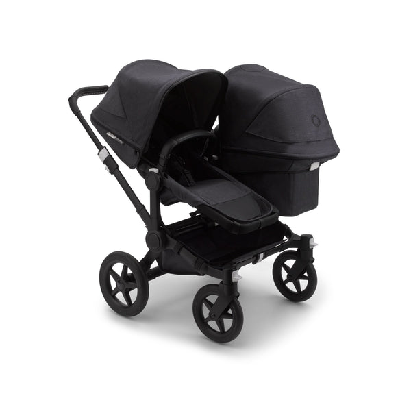 Bugaboo Donkey 3 Duo Double Stroller - Complete Set (2 Seats and 1 Bassinet)