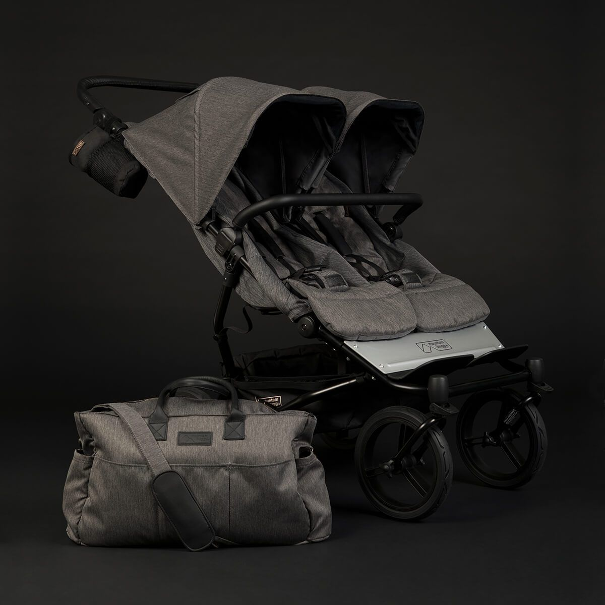 Mountain Buggy Duet v3.0 Double Storm Cover