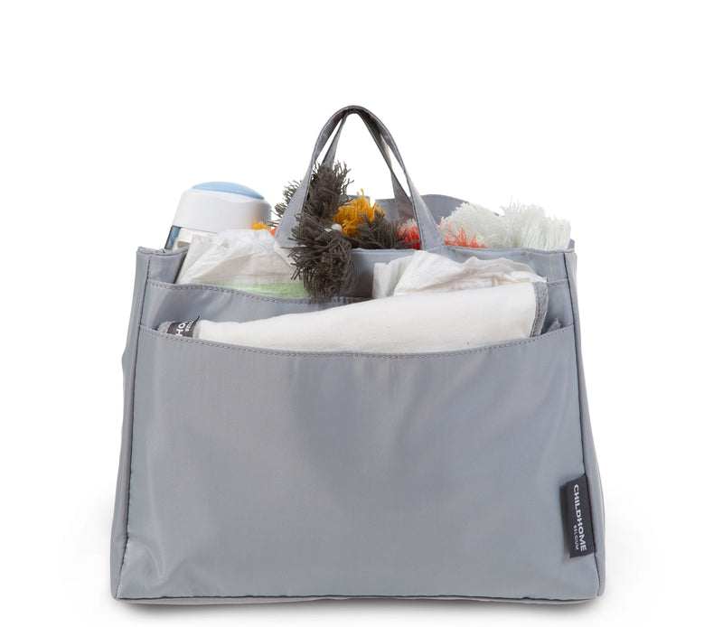 Childhome Inside Bag Mommy Bag Grey