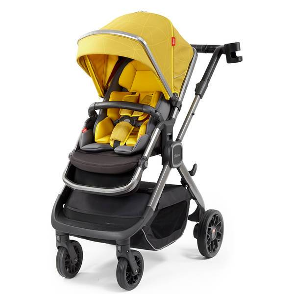 "Diono Quantum 2 - ""car seat ready"" Convertible Stroller"