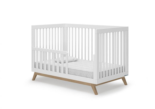 dadada Soho 2-in-1 Convertible Crib
