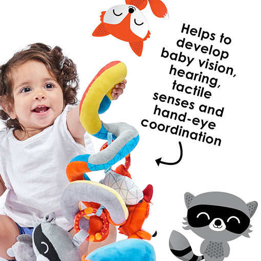 Diono Activity Spiral Baby Toy