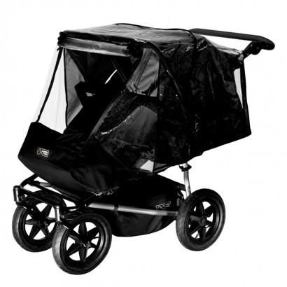 Mountain Buggy Duo Urban Stroller Storm Cover (Fits Urban Double And Duo)