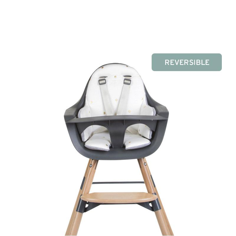 Childhome EVOLU Universal Reversible Seat Cushion - Mega Babies