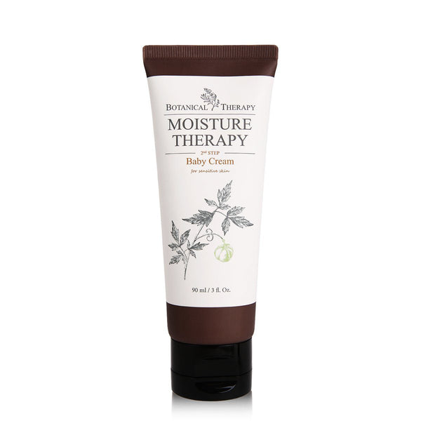 Innobaby Botanical Therapy Moisturizing Baby Cream With Shea Butter - Fragrance Free