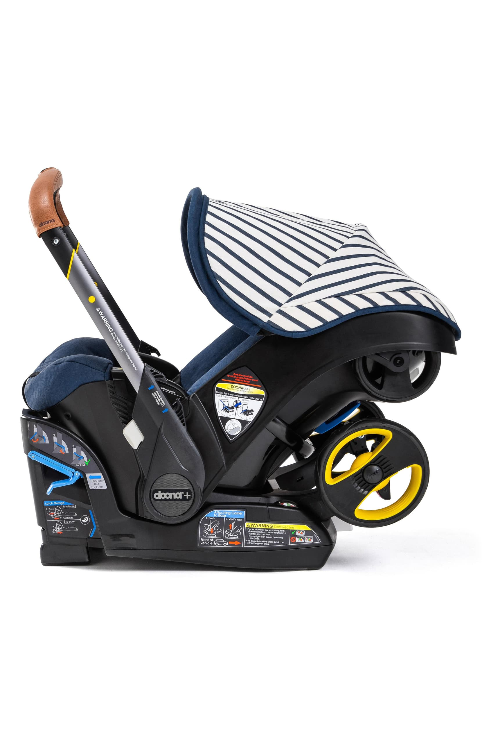 Doona Infant Car Seat Stroller - Vacation Limited Edition ...