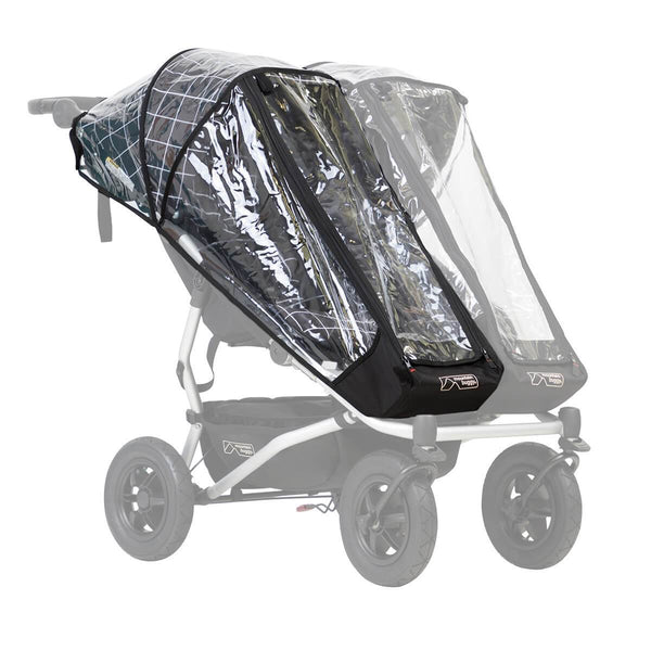 Mountain Buggy Duet Single Stroller Storm Cover - Mega Babies