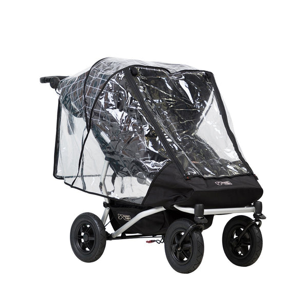 Mountain Buggy Duet Double Stroller Storm Cover - Mega Babies