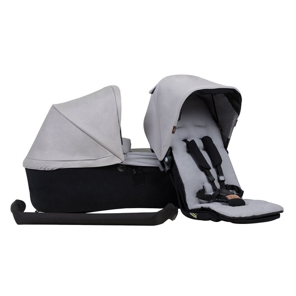 Mountain Buggy Family Pack For Duet V3 As A Single Stroller