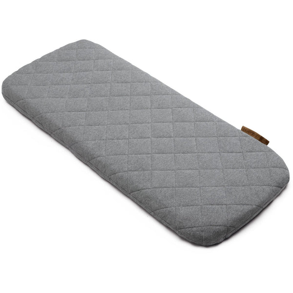 Bugaboo Wool Mattress Cover Grey Mélange