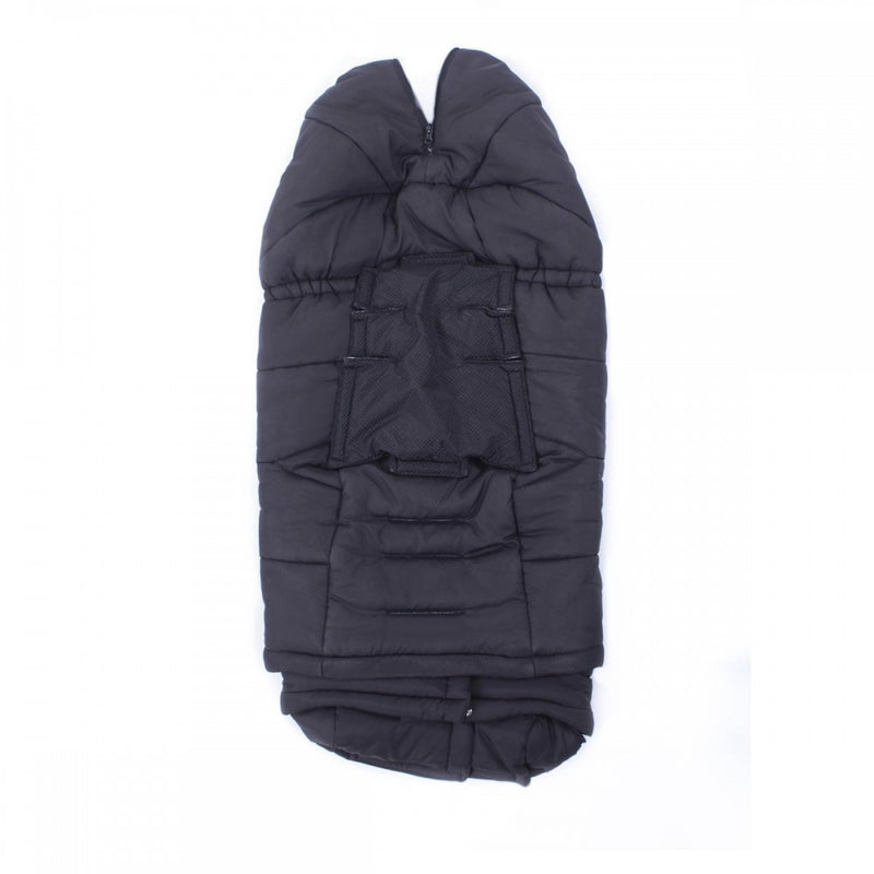 Baby Monsters Ice Size Footmuff