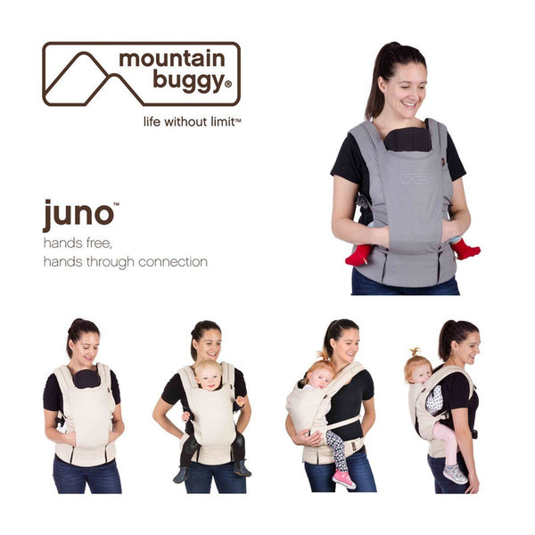 Mountain Buggy Juno Baby Carrier - Mega Babies